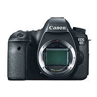 Canon Deal: Canon 6D Refurbs back in stock at Canon $1295