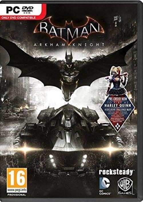 Batman Arkham Knight PC $2.39