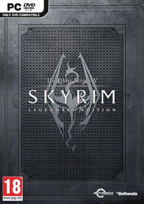 Elder Scrolls V Skyrim Legendary Edition PC $7.89