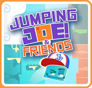 Jumping Joe & Friends Nintendo Switch $0.49