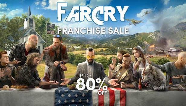 Far Cry Franchise Sale On HumbleBundle PC