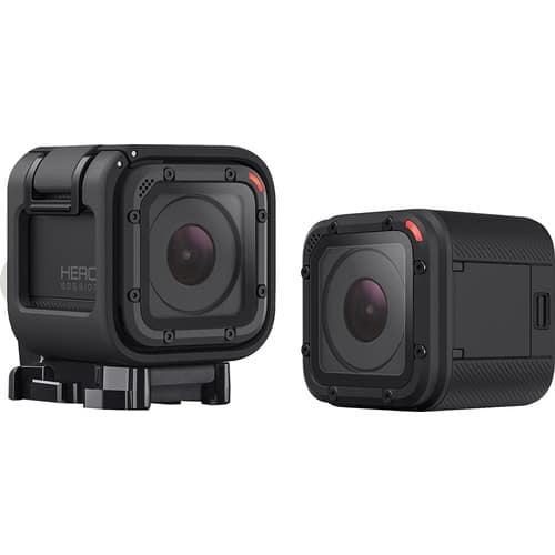 GoPro - HERO Session HD Waterproof Action Camera - Black - $114.00 - Prime FREE One-Day
