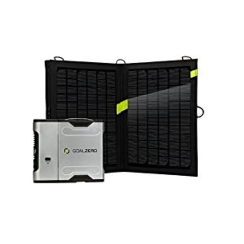 Goal Zero Sherpa 50 Solar Recharging Kit with Nomad 13 Solar Panel $200.23
