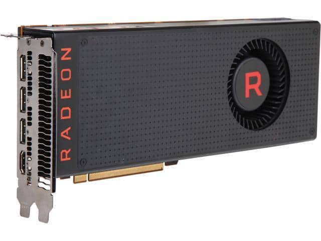 PowerColor Radeon RX Vega 64 8GB Video Card (Refurbished) $299.99
