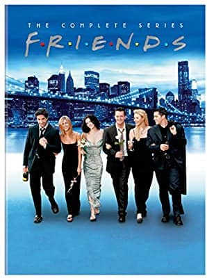 Friends: The Complete Series Collection (25th Anniversary/Repackaged/DVD) $69.99