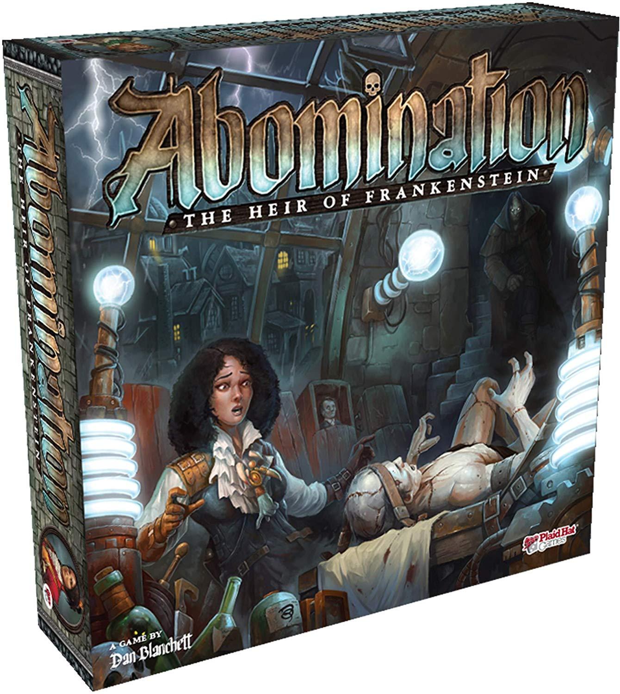 $41.74 Abomination: The Heir of Frankenstein @ Amazon