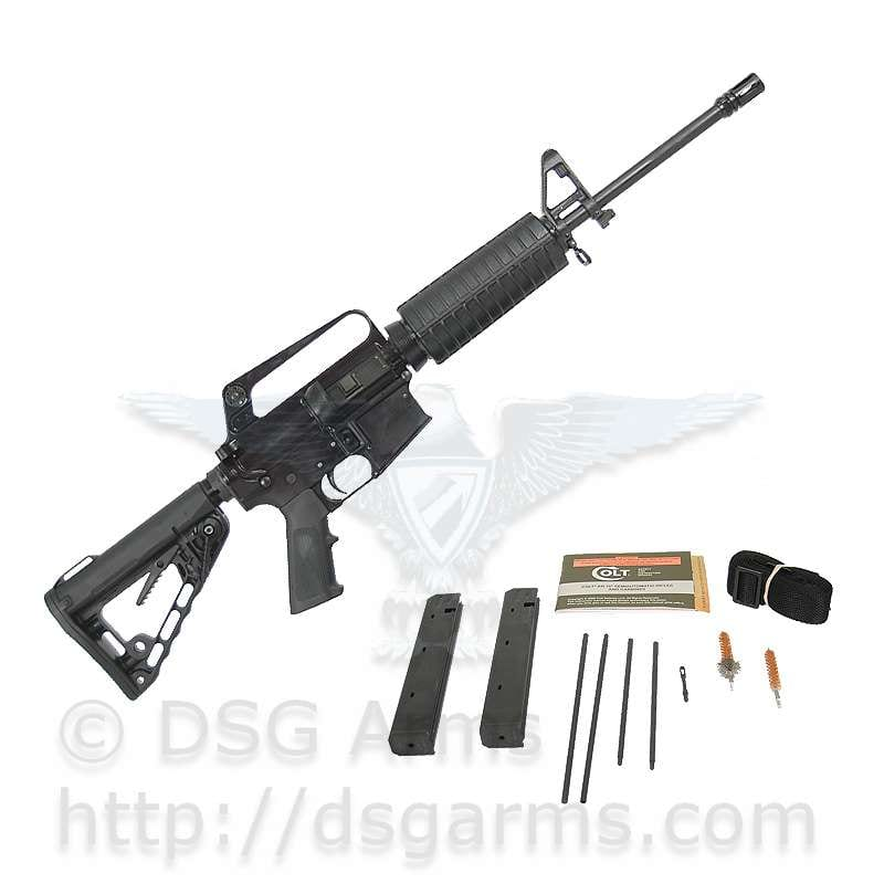 Colt AR15 9MM Carbine Rifle $925 Delivered