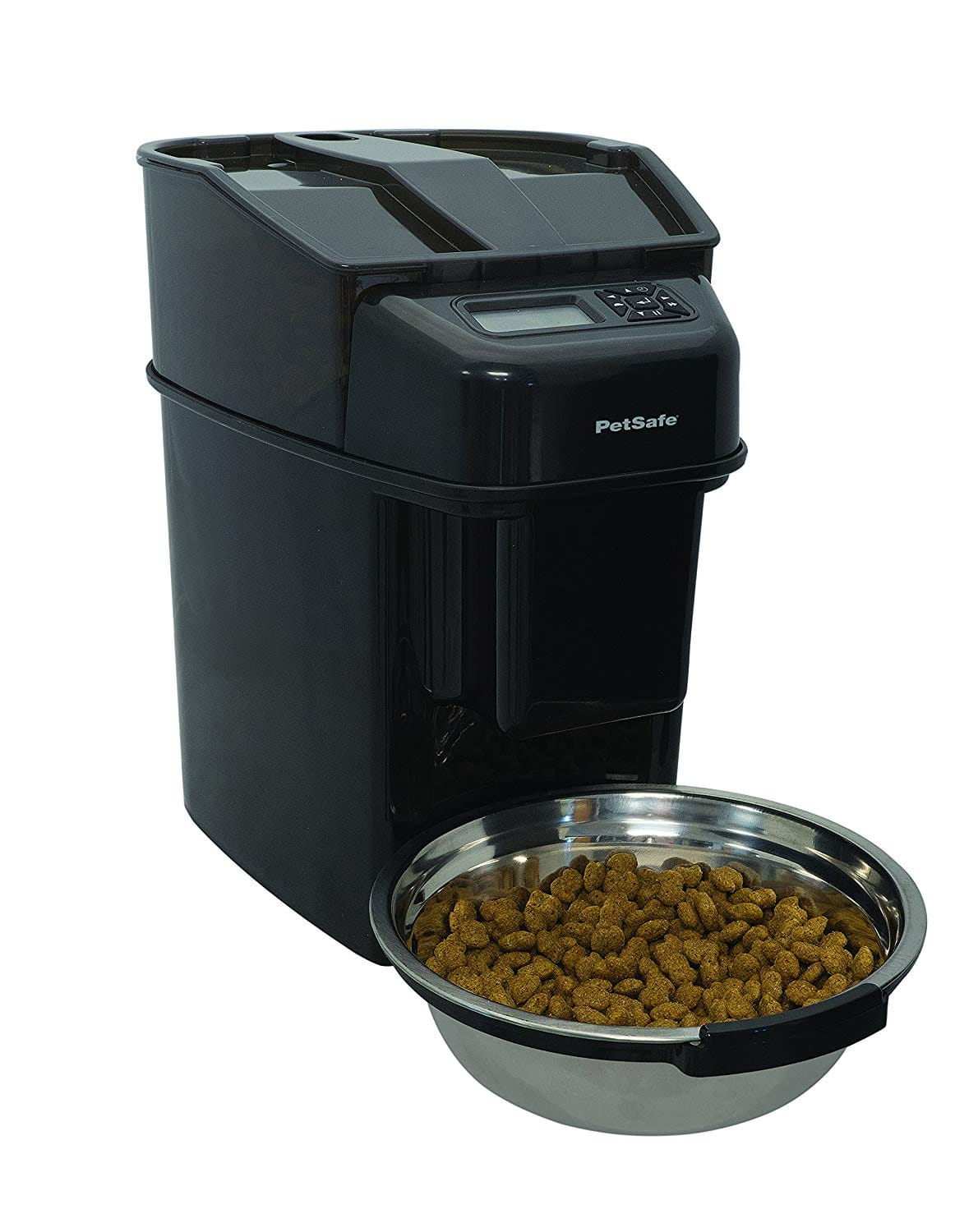PetSafe Automatic Cat and Dog Feeder with Stainless Steel Bowl - $60.16 + FS
