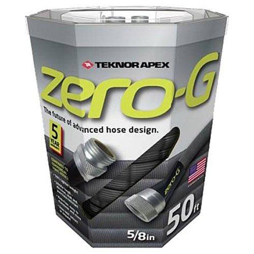 zero-G Lightweight, Ultra Flexible, Garden Hose, 5/8-Inch by 50-Feet $29.99