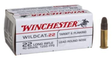 WooHoo... Finally a Great .22 LR Ammo Deal  BassProshops. .22LR Winchester Wildcat 40 grain $2.19 per 50rd Box + Shipping