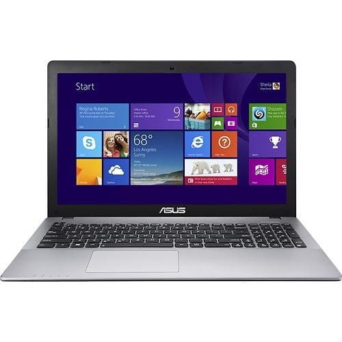 "Asus - 15.6"" Laptop - Intel Core i5 - 4GB Memory - 500GB Hard Drive - Dark Gray/Blue-Gray $380"