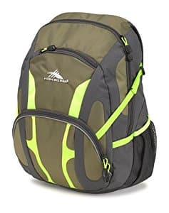 High Sierra Composite Backpack Moss/Mercury/Zest $11.18