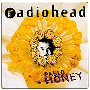 Radiohead Pablo Honey Vinyl (180g) @ Amazon $13.05
