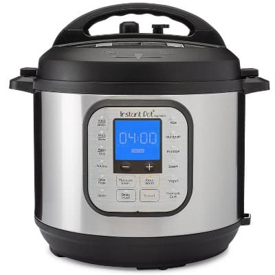 Instant Pot Duo Nova 6 quart 7-in-1 One-Touch Multi-Use Programmable Pressure Cooker $60 @ Target, maybe even $55 but YMMV