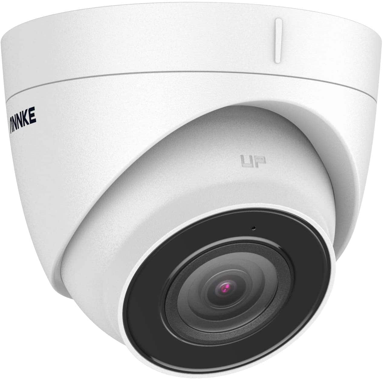 ANNKE C800 True 4K Ultra HD Outdoor PoE Turret IP Camera with Audio  $59.99
