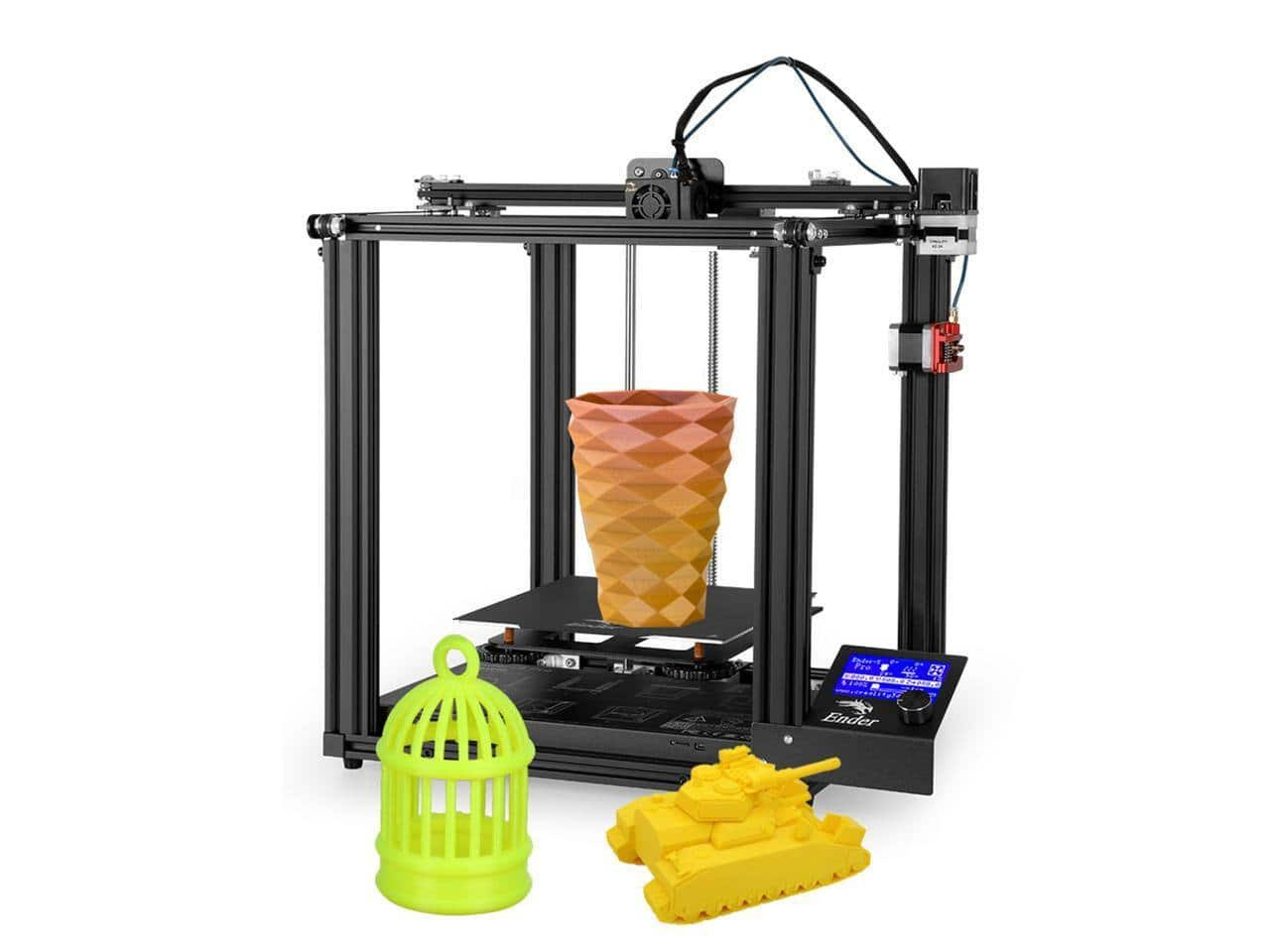 Creality 3D High Precision Ender-5 Pro 3D Printer DIY Kit for $345.99 w/ FS