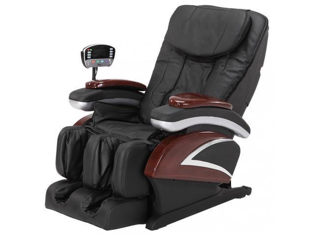 BestMassage EC07C Full Body Massage Chair Recliner Heat ...