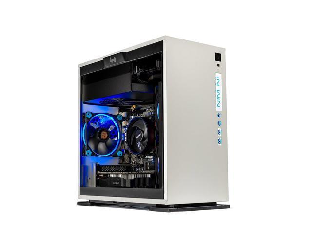 SkyTech Omega Mini Gaming Computer Desktop Ryzen 5 1400, GTX 1050ti 16GB 500GB SSD- $699.99 + FS