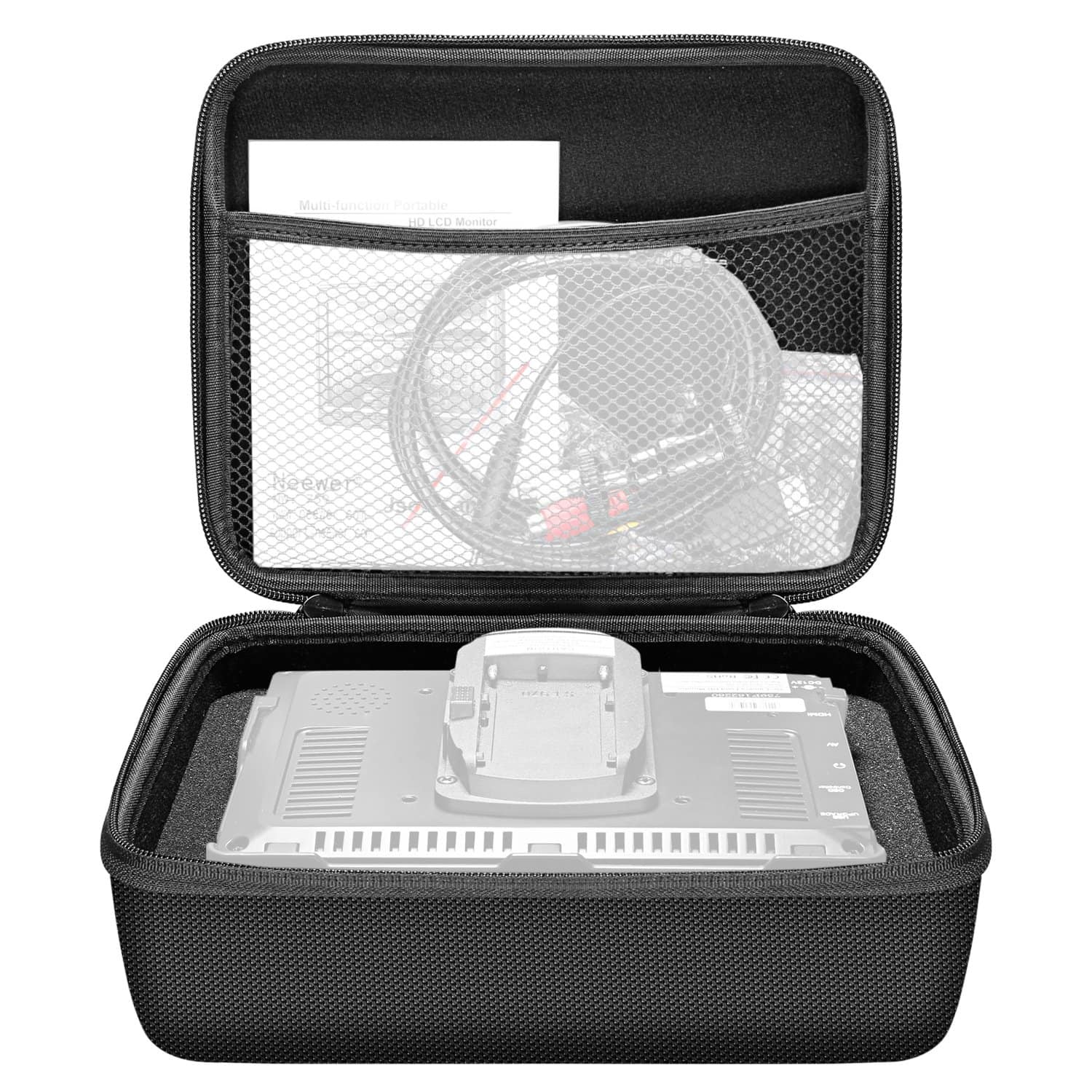 "Neewer Portable EVA Monitor Carrying Case for 7"" Monitors - $7.79 + FS $7.99"