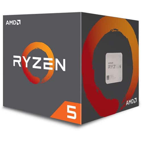 AMD Ryzen 5 2600 3 4GHz 6-Core Processor + Tom Clancy's The Division