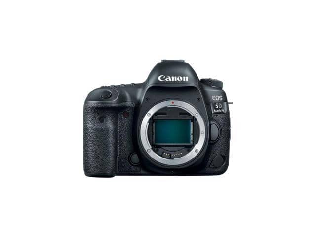 Canon EOS 5D Mark IV DSLR Camera (Body Only) $1999.99 + FS