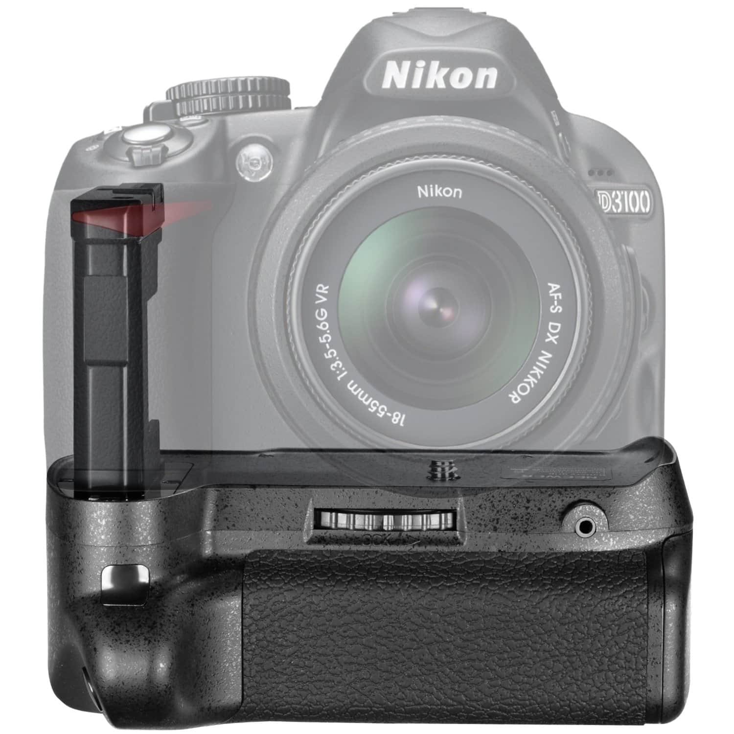 Neewer EN-EL14 Battery Grip for Nikon DSLR - $17.49