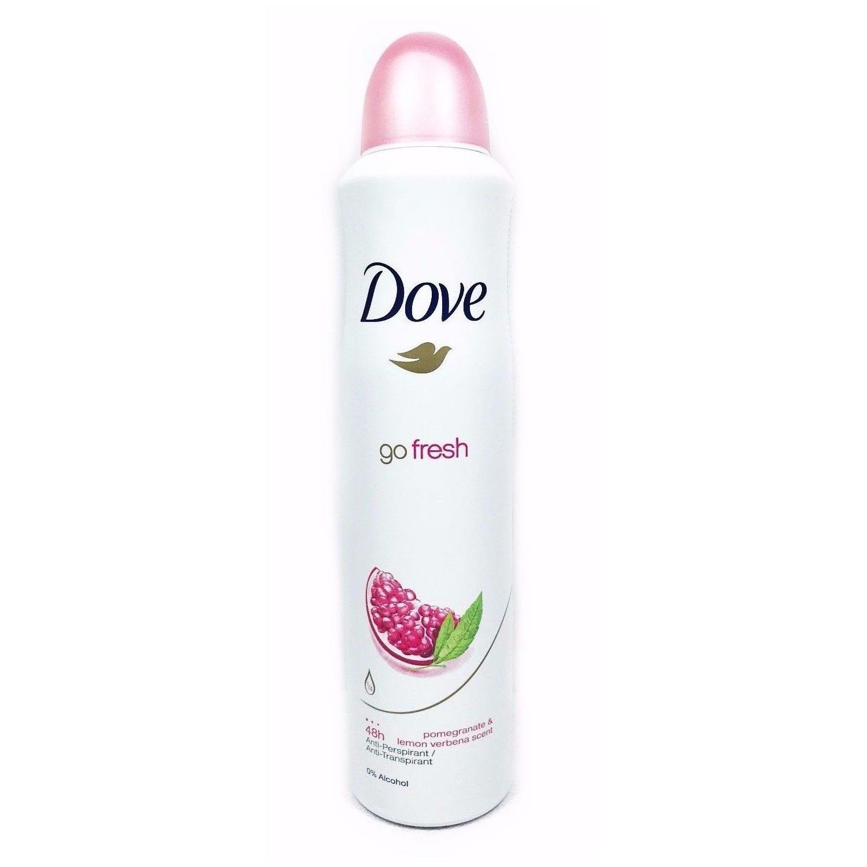 8 Pack Dove Body Spray 250 ml  - $29.74 + Free Shipping