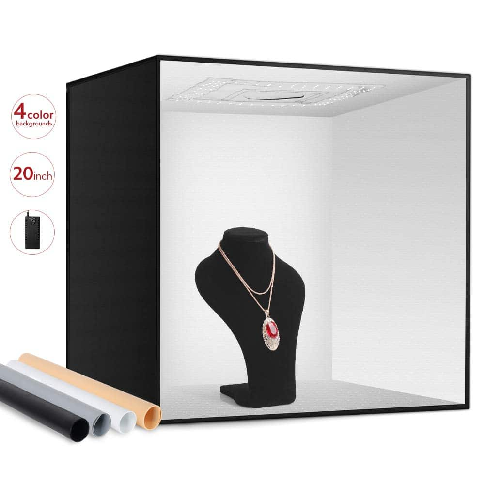 ESDDI Photo Studio Foldable Light Box for $46.99 + Free Shipping