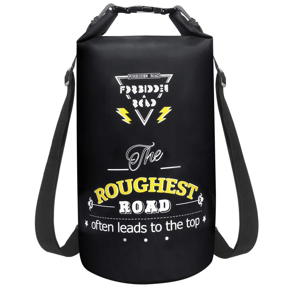Forbidden Waterproof Dry Bag 2L/5L/10L/15L/20L starting at $5.40