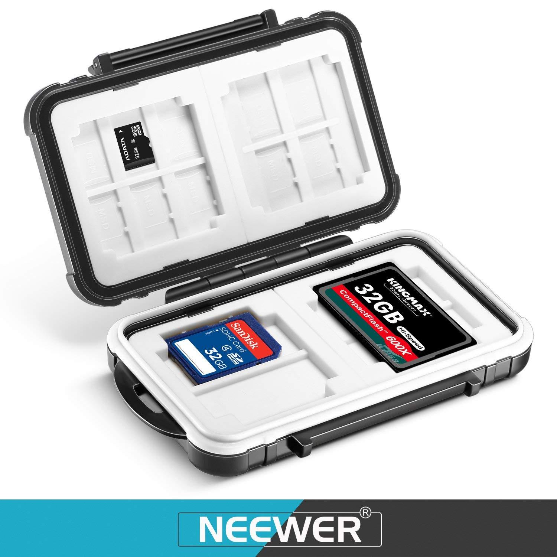 Neewer 14 Slot Memory Card Case Holder - $6.49
