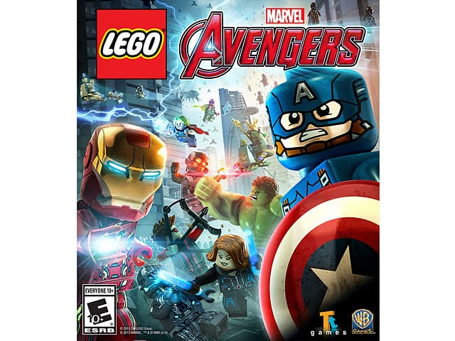 LEGO PC Digital Downloads: LEGO: Marvel Avengers, Jurassic World, Harry Potter, Star Wars or Batman $3.74 AC and More
