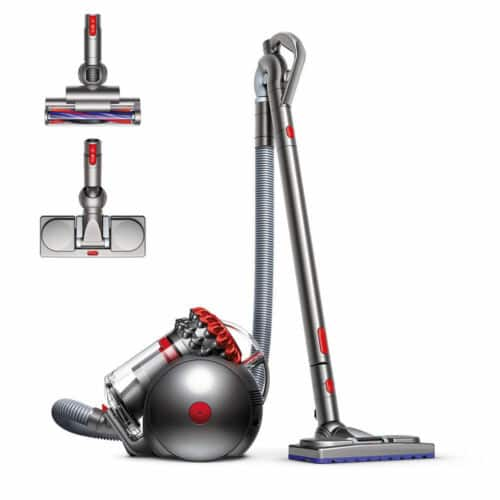 Dyson Big Ball Musclehead Canister Vacuum $199.99