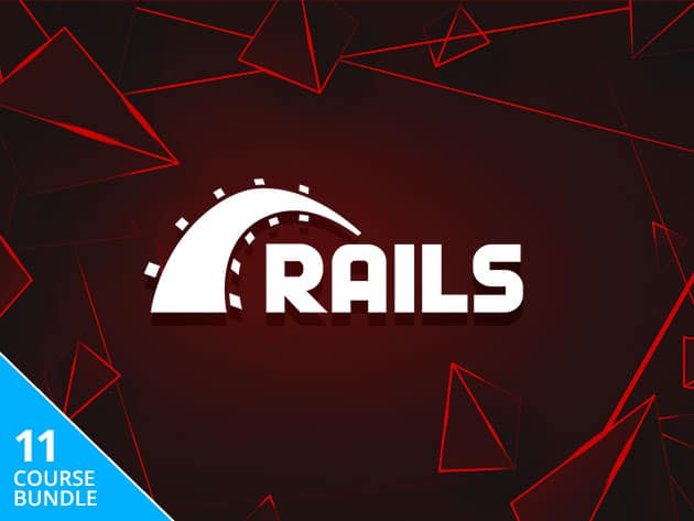 The Complete Ruby on Rails Master Class Bundle: Lifetime Access $9.57
