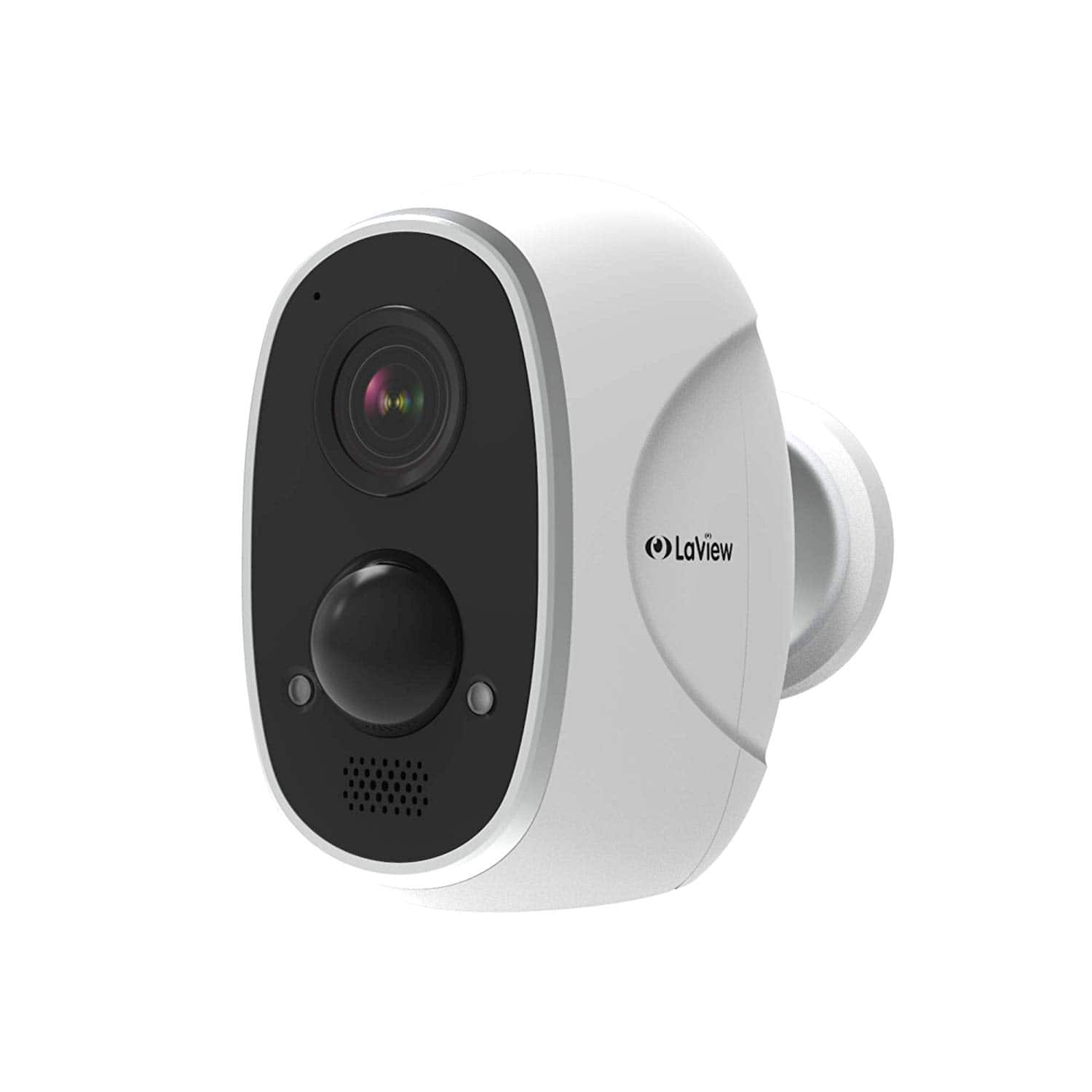 LaView ONE Link Battery Powered 1080p Wireless Wire-Free IP65 Outdoor Security Camera $99.99
