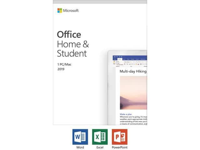 ms office 2019 product key