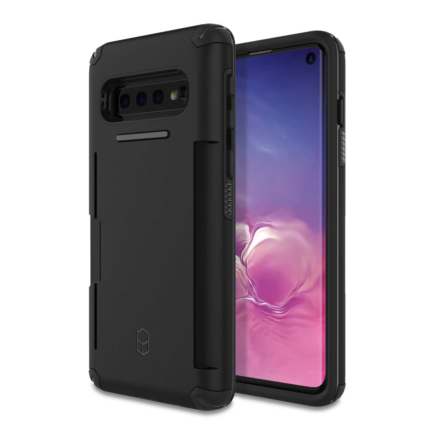 Patchworks Wallet Cases for Galaxy S10, S10 Plus, Note 9 from $5.94 + Free Shipping