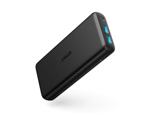 Anker PowerCore Lite 20000mAh Portable Charger - $29.99 For Prime members