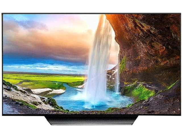"""LG B8 55"""" OLED 4K HDR Dolby Atmos Smart TV $1049 + Free Shipping"""
