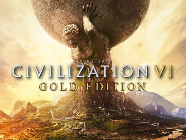 Sid Meier's Civilization VI: Gold Edition $24.99