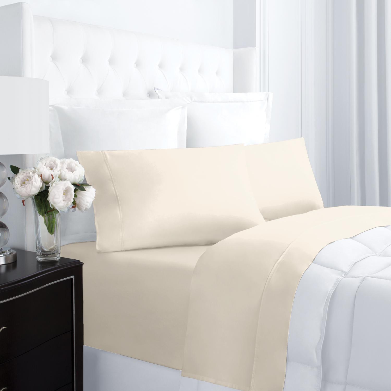Linens & Hutch 4PC Cotton Sheet Set Starting at $50.40 + FS