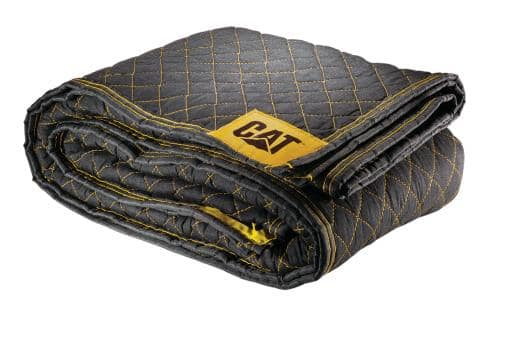 "Cat Utility Padded Protection Moving Blankets 80"" x 72"" (4 Pack) - $71.99"