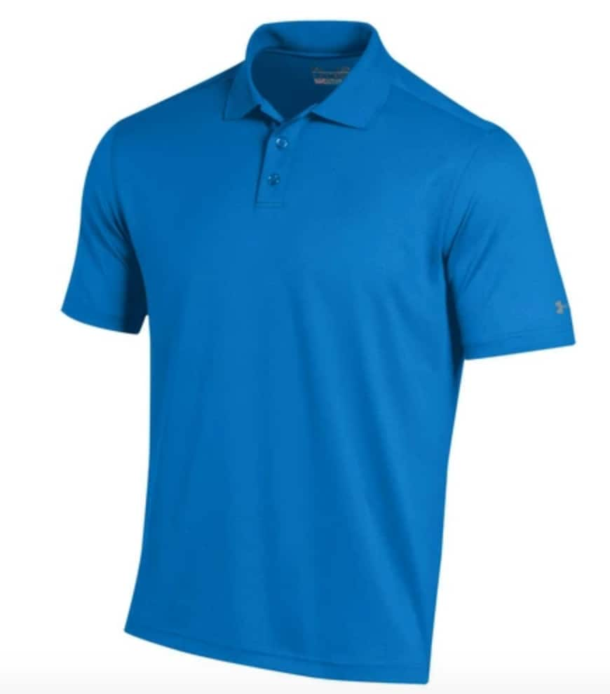 Under Armour Men's Performance Polo for $27.99 + Free Shipping