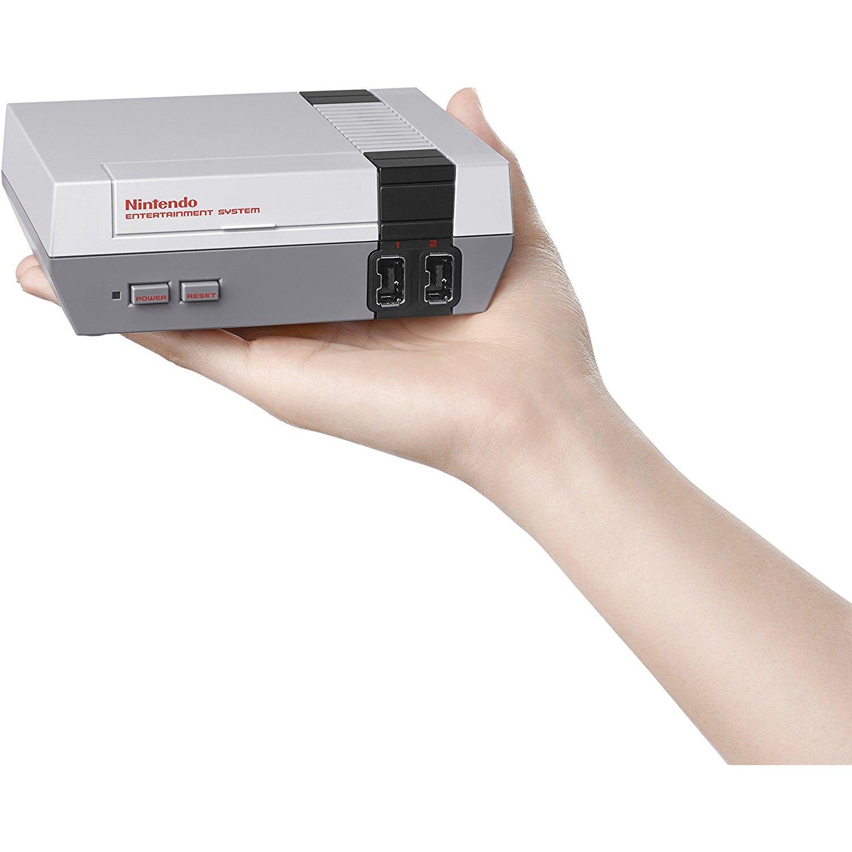 Nintendo Entertainment System: NES Classic Edition International Version: $59.46 AC + FS