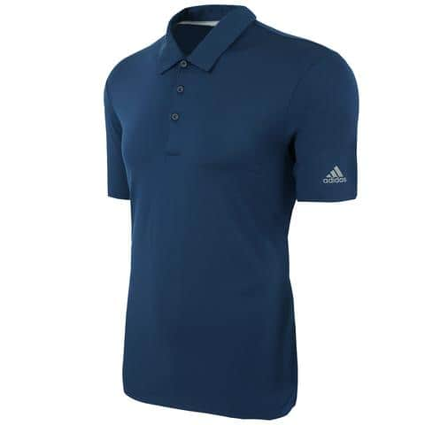 adidas Men's Ultimate 365 Solid Polo for $17.49 + Free Shipping