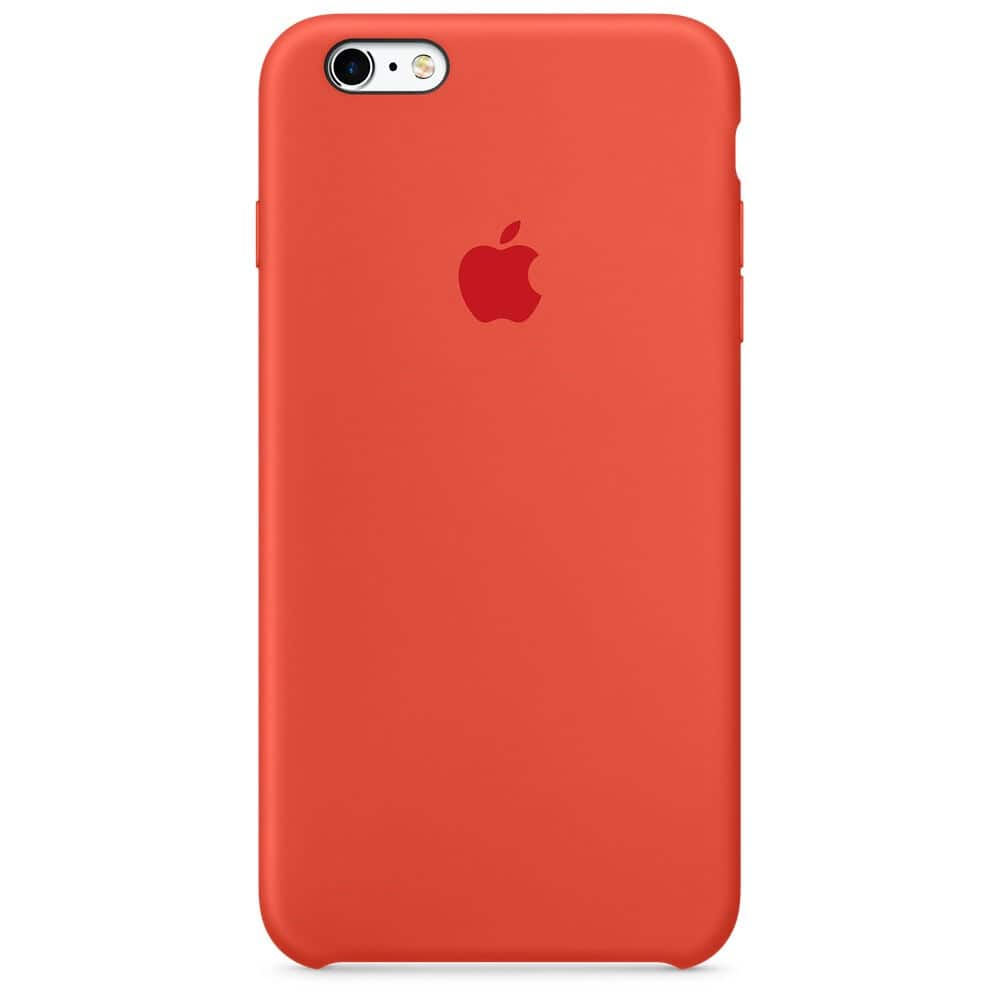 Apple Silicone and Leather iPhone 6S and Plus Cases starting at $5.99