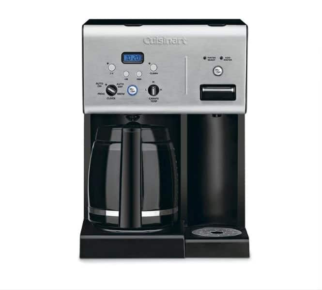 Manufactured Refurbished Cuisiniart Coffeemaker Collection starting at $39.99 + FS