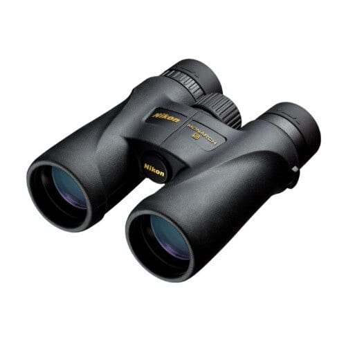 Nikon Monarch 5 8x42 Roof Prism Binoculars (Black) With Bino Caddy Bundle :$209.94 AC + FS