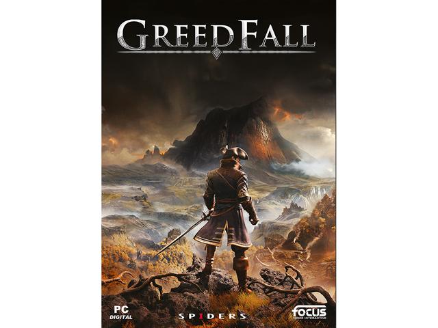 GreedFall PC Digital Downloads $39.99, XBOX Digital $44.99