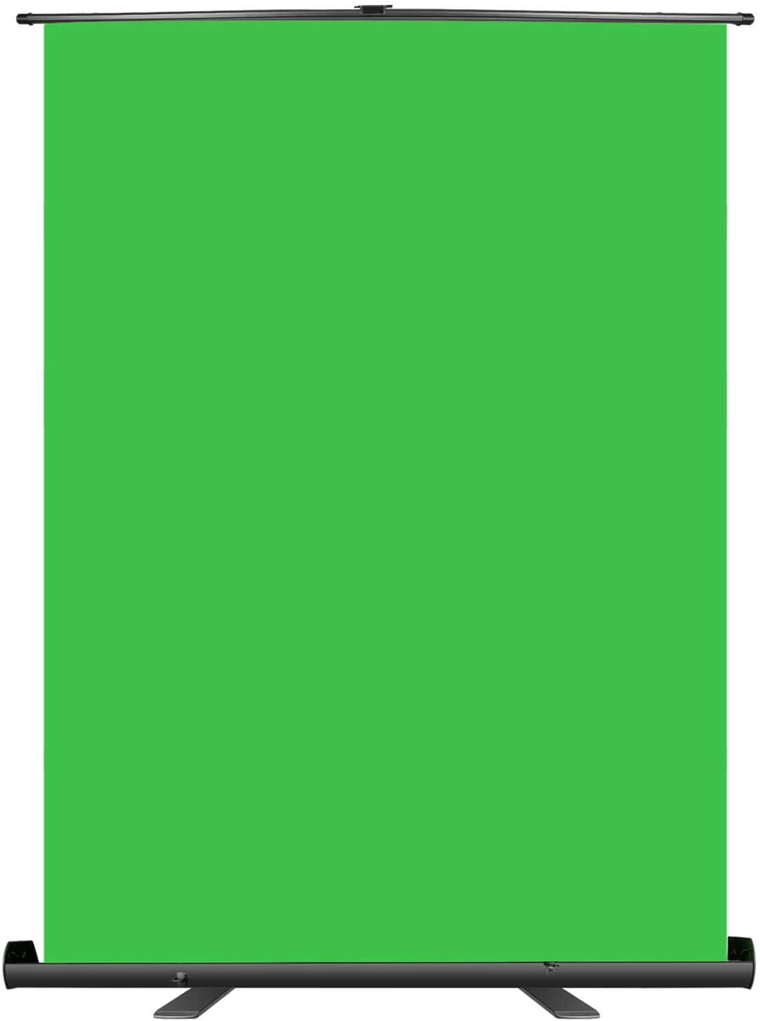 Neewer Green Screen Chromakey Backdrop (Pull-up, locking frame) - $78.00 + Free Shipping