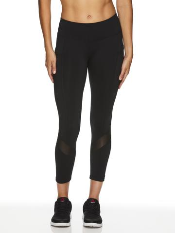 Reebok Women's Aspire Capri Leggings for $10.95 + Free Shipping